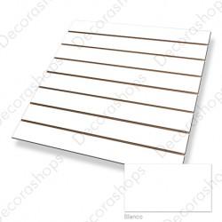 Panel de lamas STANDARD 120X120 cm