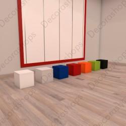 Cubo para decoración