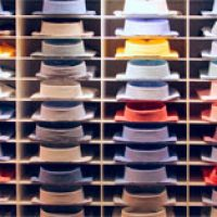 bases para sombreros