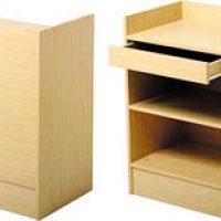 proyectos económicos de mobiliario para tiendas