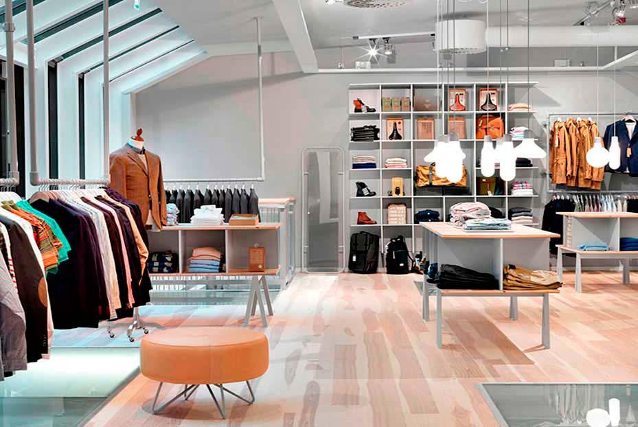 Muebles para tiendas equipamiento y decoraci n mobiliario for Almacenes decoracion bogota