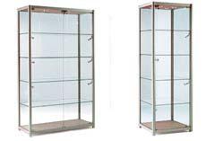 Vitrinas baratas de cristal un blog sobre bienes inmuebles - Vitrina para colecciones ...