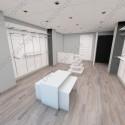 Mobiliario para tienda de ropa