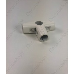 Union 1 H 1 V tubo 25 mm