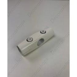Union T tubo 25 mm