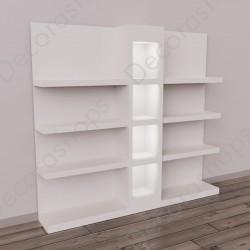Muebles para zapatería
