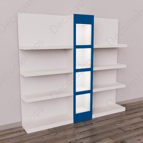 Muebles para zapatería infantil
