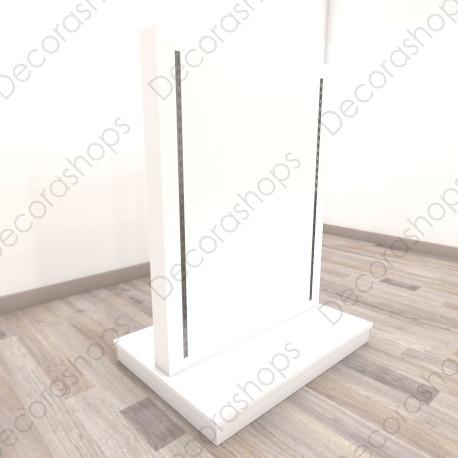 Góndola panel de cremallera