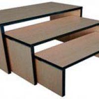 mesas para tiendas